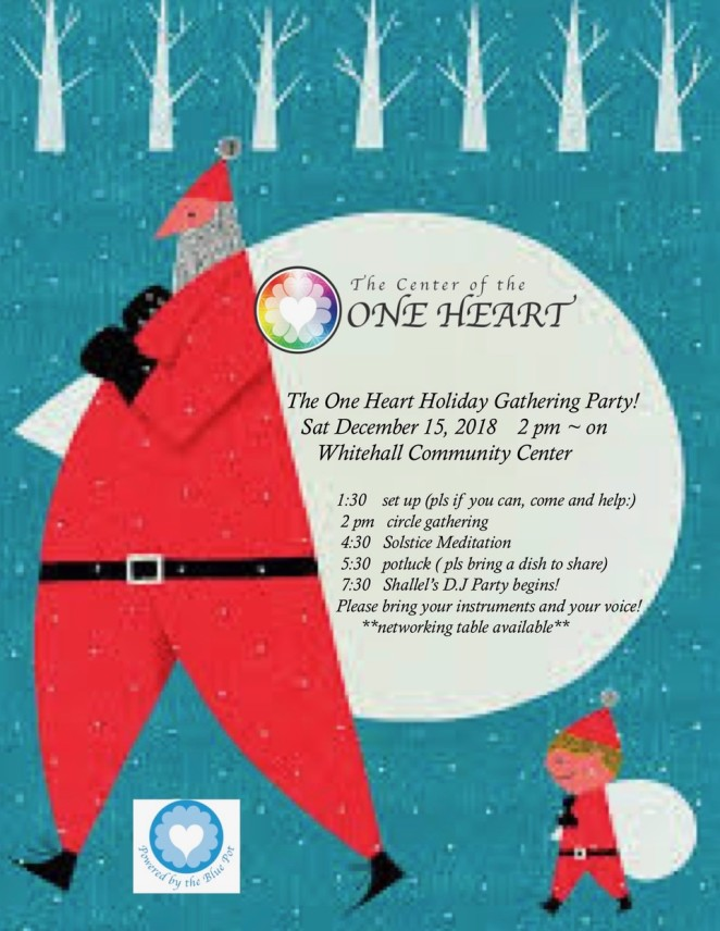One Heart Christmas Party