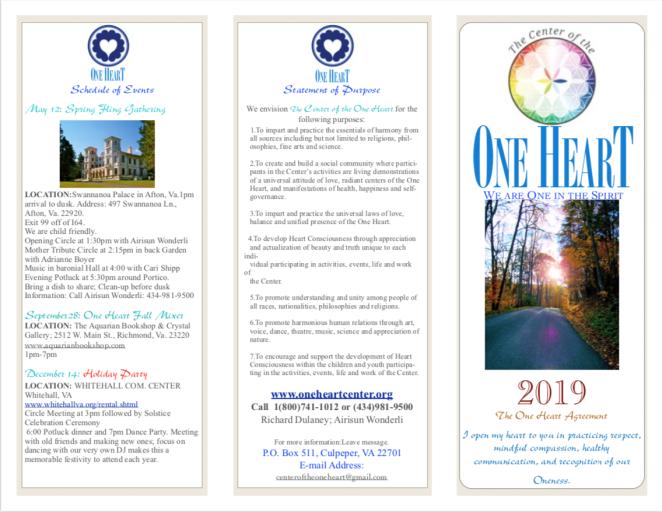 OH 2019 Brochure